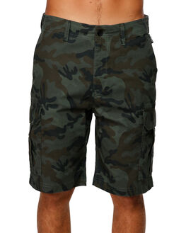 CAMO MENS CLOTHING BILLABONG SHORTS - 9571721CAMO