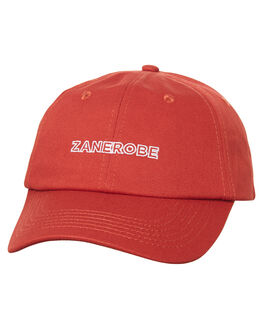 VINTAGE RED MENS ACCESSORIES ZANEROBE HEADWEAR - 904VRED