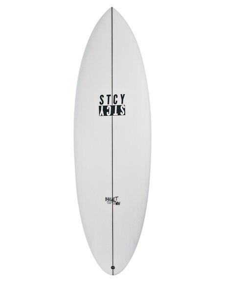 CLEAR BOARDSPORTS SURF STCY MFG SURFBOARDS - BULTWINCLR