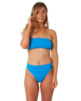 ELECTRIC BLUE WOMENS SWIMWEAR SEAFOLLY BIKINI TOPS - 31034-058ELCB