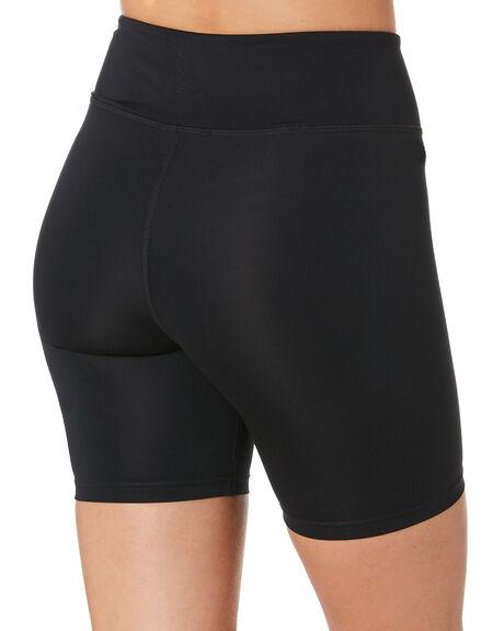 BLACK WOMENS CLOTHING HURLEY ACTIVEWEAR - CQ4439010
