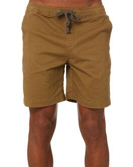 OLIVINE MENS CLOTHING MCTAVISH SHORTS - MA-20WS-03OLV
