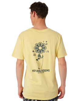 SUNNY ALE MENS CLOTHING THE CRITICAL SLIDE SOCIETY TEES - TE18101SUNNY