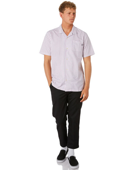 DEAD PLUM MENS CLOTHING NO NEWS SHIRTS - N5202161DEDPM