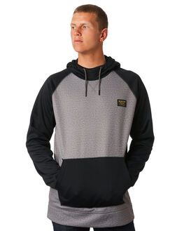 MONUMENT HEATHER MENS CLOTHING BURTON JUMPERS - 108911020SP18