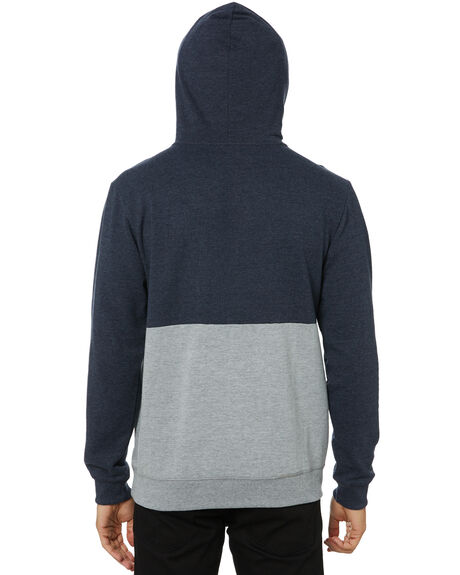 NAVY HEATHER MENS CLOTHING VOLCOM JUMPERS - A4101936NVHP