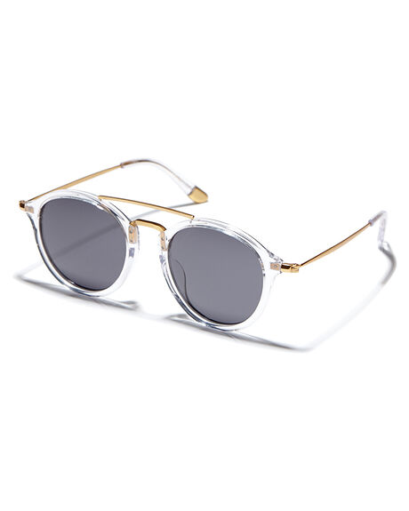 CRYSTALGREY UNISEX ADULTS SABRE SUNGLASSES - SS6-505CR-GCRYST
