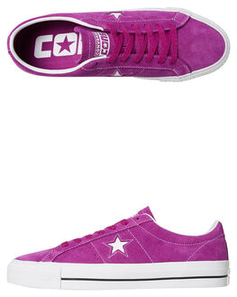 ICON VIOLET MENS FOOTWEAR CONVERSE SKATE SHOES - SS161523VIOM