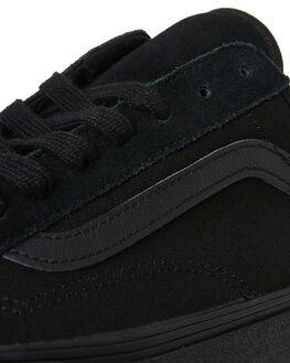 BLACK BLACK MENS FOOTWEAR VANS SNEAKERS - VNA3MVLBKABLK