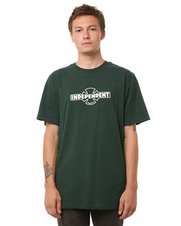 FOREST MENS CLOTHING INDEPENDENT TEES - IN-MTD7151FRST
