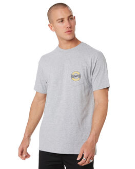 ATHLETIC HEATHER MENS CLOTHING SPITFIRE TEES - 51010155PATHHE