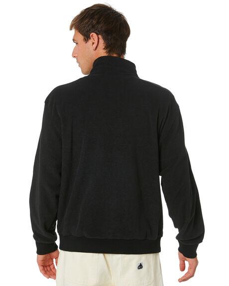 BLACK WHITE MENS CLOTHING ADIDAS JACKETS - GD3522BLKWT