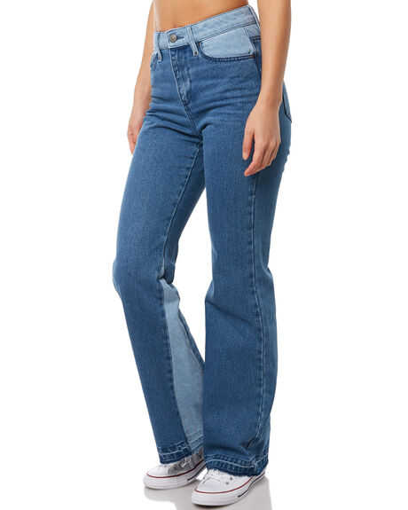 DENIM WOMENS CLOTHING TIGERLILY JEANS - T385340DEN
