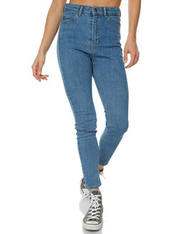 VOID BLUE WOMENS CLOTHING DR DENIM JEANS - 1410104VOIDB