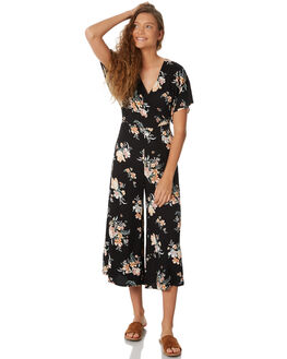 MULTI WOMENS CLOTHING SOMEDAYS LOVIN PLAYSUITS + OVERALLS - IL18S2462MULTI