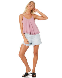 DUSTY ORCHID WOMENS CLOTHING RUSTY FASHION TOPS - SCL0275DUO