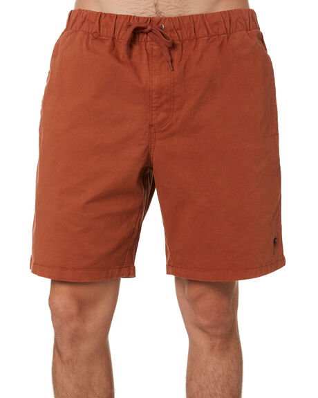 RUST MENS CLOTHING SWELL SHORTS - S5173251RUST