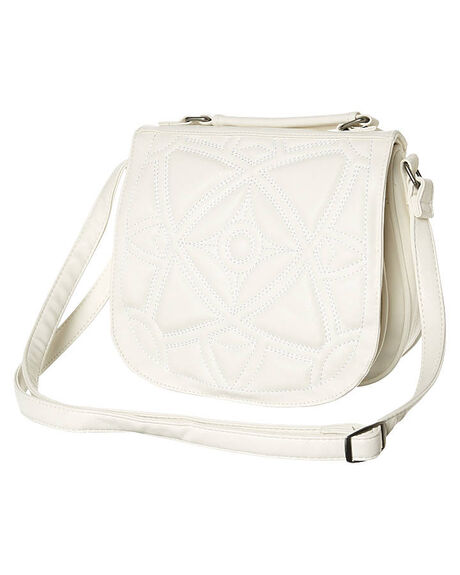 WHITE WOMENS ACCESSORIES BILLABONG HANDBAGS - 6655101CWHII