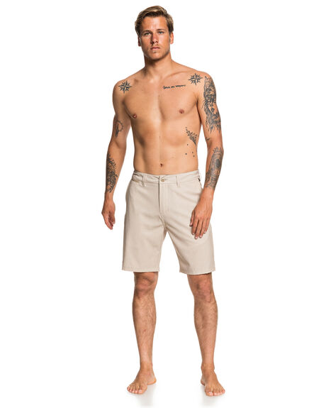 PLAGE MENS CLOTHING QUIKSILVER SHORTS - EQYWS03653-CKK0
