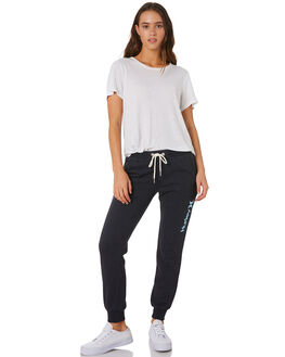 OIL GREY WOMENS CLOTHING HURLEY PANTS - AGPTOC19013