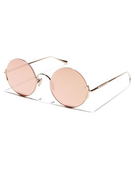 ROSE WOMENS ACCESSORIES SUNDAY SOMEWHERE SUNGLASSES - SUN178-ROS-SUNROSE