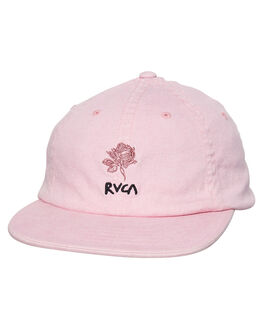 PRIMITIVE PINK MENS ACCESSORIES RVCA HEADWEAR - R184561APNK