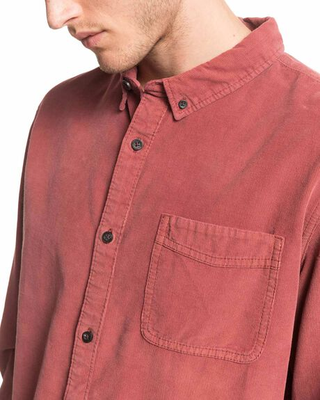 APPLE BUTTER MENS CLOTHING QUIKSILVER SHIRTS - EQYWT03910-CPH0