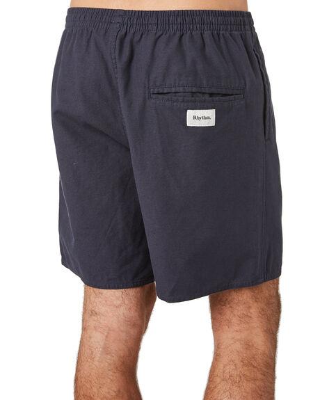 NAVY MENS CLOTHING RHYTHM SHORTS - JAN20M-JM01-NAV
