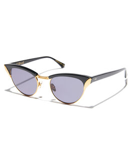 BLACK GOLD BLACK MENS ACCESSORIES EPOKHE SUNGLASSES - 0919-BLKPOGLDBLKGD