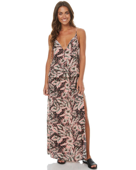 BLACK OUTLET WOMENS RUSTY DRESSES - DRL0874BLK