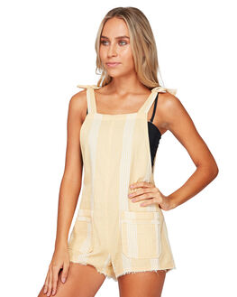 JOJOBA WOMENS CLOTHING BILLABONG PLAYSUITS + OVERALLS - BB-6592151-JOJ