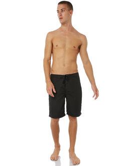 BLACK MENS CLOTHING HURLEY BOARDSHORTS - 923629010