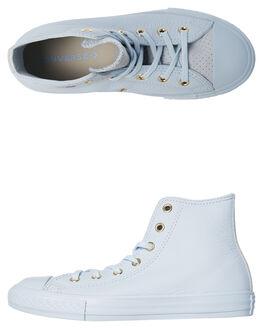 BLUE TINT OUTLET KIDS CONVERSE FOOTWEAR - 660725BLUE