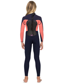 BLUE RIBBON/CORAL BOARDSPORTS SURF ROXY GIRLS - ERGW103023-XBBM