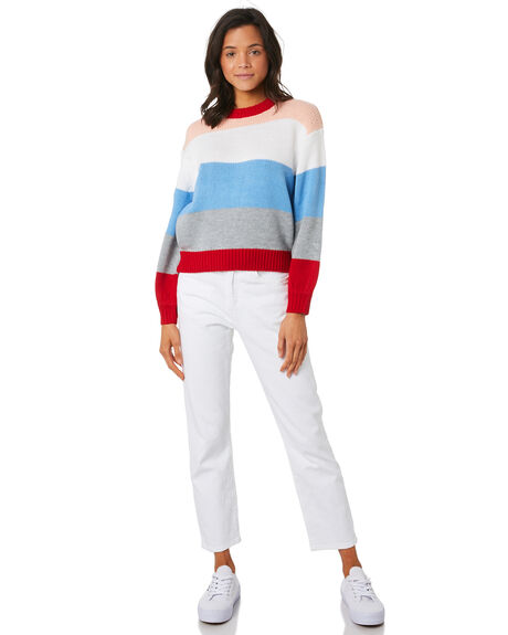 MULTI OUTLET WOMENS LULU AND ROSE KNITS + CARDIGANS - LU23710MUL