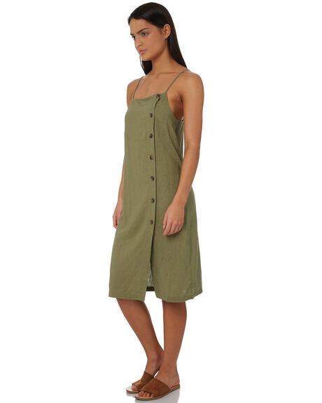 PRAIRIE WOMENS CLOTHING RUSTY DRESSES - DRL0919PRA