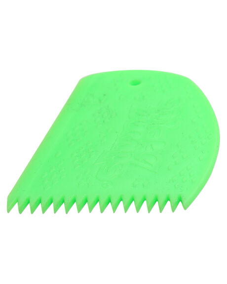 GREEN SURF ACCESSORIES STICKY BUMPS WAX - SBCKGRN
