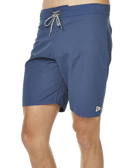 NIPPON BLUE MENS CLOTHING MOLLUSK BOARDSHORTS - MS3300NBL