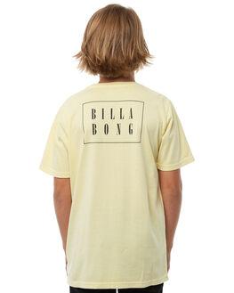 SULFUR KIDS BOYS BILLABONG TEES - 8585027SUR