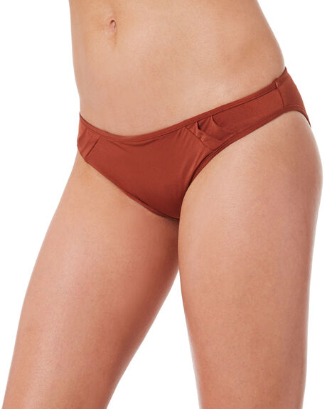 COPPER WOMENS SWIMWEAR JETS BIKINI BOTTOMS - J3592CPR