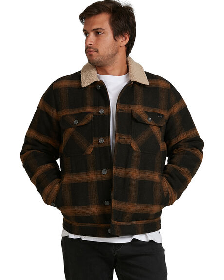 TOBACCO MENS CLOTHING BILLABONG JACKETS - BB-9517903-T21