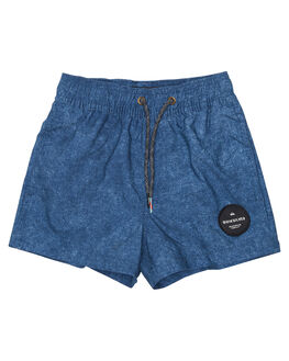 DARK DENIM KIDS TODDLER BOYS QUIKSILVER SHORTS - EQKJV03037BRQ6