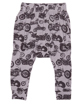 GREY KIDS BABY ROCK YOUR BABY CLOTHING - BBCHOPPERGRY
