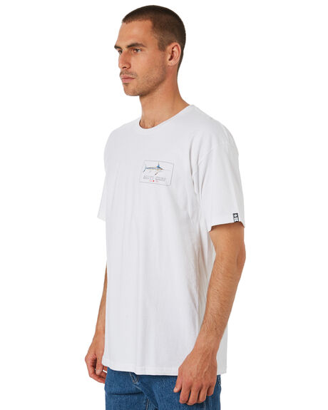 WHITE MENS CLOTHING SALTY CREW TEES - 20035249WHT