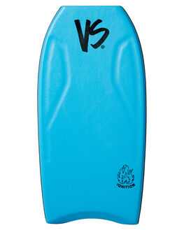 AQUA FLURO YELLOW BOARDSPORTS SURF VS BODYBOARDS BOARDS - V19IGNITE42AQAQFY