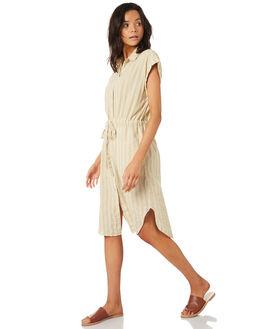 PLANTAIN WOMENS CLOTHING RHYTHM DRESSES - JAN19W-DR06-PLA
