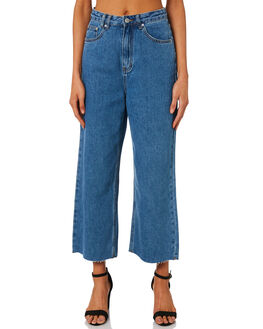 CRUSH BLUE WOMENS CLOTHING INSIGHT JEANS - 5000003451BLU