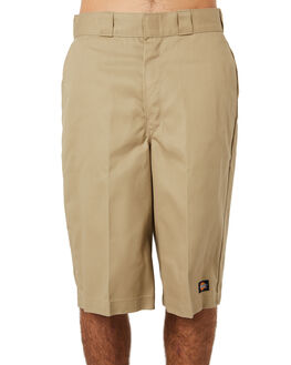 KHAKI MENS CLOTHING DICKIES SHORTS - DCK42283KHA1