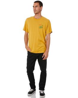 HONEY GOLD MENS CLOTHING DEUS EX MACHINA TEES - DMA201509AHNYGD