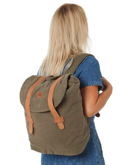 OLIVE WOMENS ACCESSORIES RIP CURL BAGS + BACKPACKS - LBPIA10058